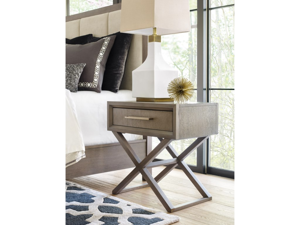 Rachael Ray Home by Legacy Classic High LineBedside Chest