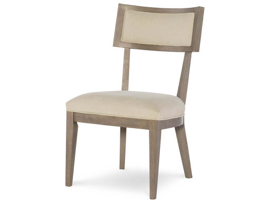 Rachael Ray Home by Legacy Classic High LineKlismo Side Chair