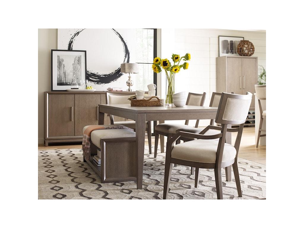 Rachael Ray Home by Legacy Classic High LineKlismo Arm Chair
