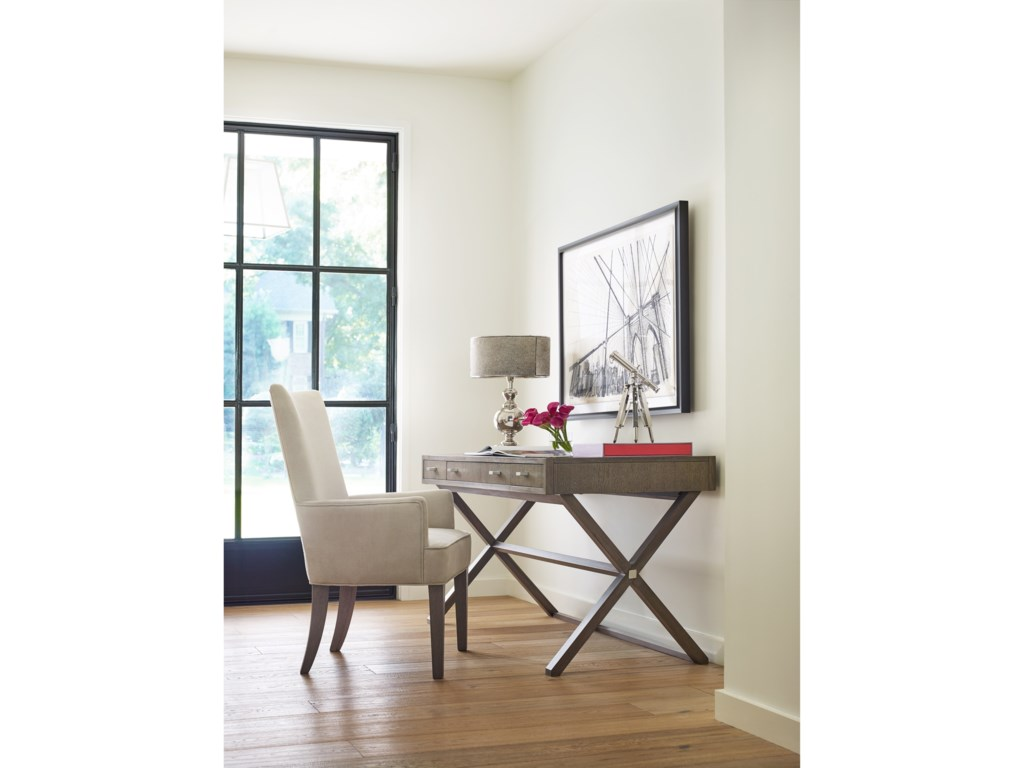 Rachael Ray Home by Legacy Classic High LineUpholstered Host Chair