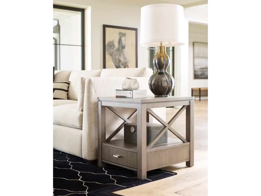 Rachael Ray Home by Legacy Classic High LineEnd Table