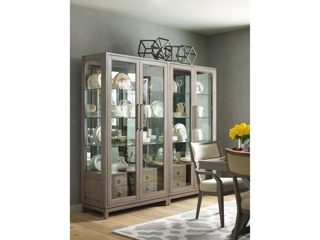 Rachael Ray Home by Legacy Classic HighlineBunching Display Cabinet
