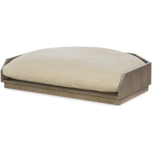 Rachael Ray Home by Legacy Classic High Line Dog Bed with Reversible Cushion