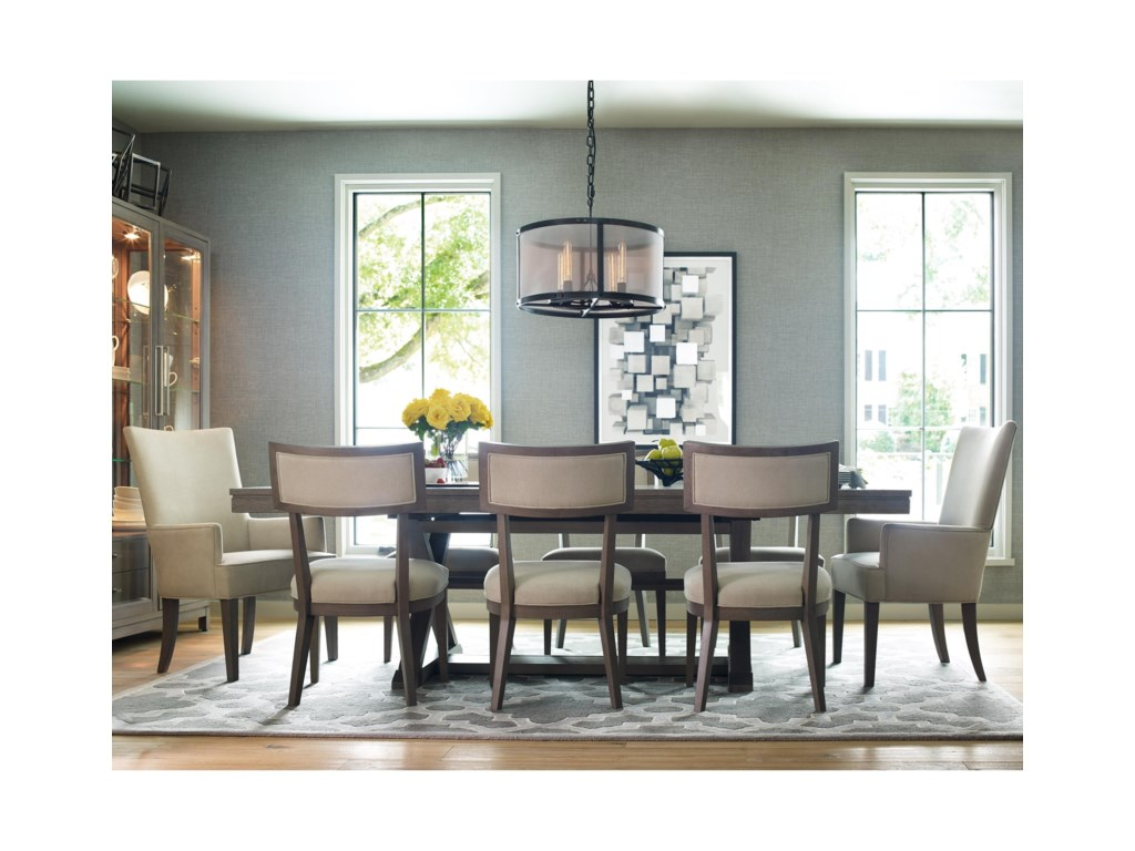 Rachael Ray Home by Legacy Classic High Line9 Piece Dining Set