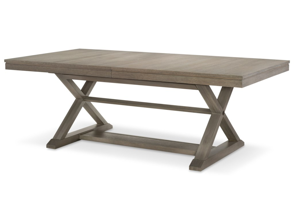 Rachael Ray Home by Legacy Classic High LineTrestle Table