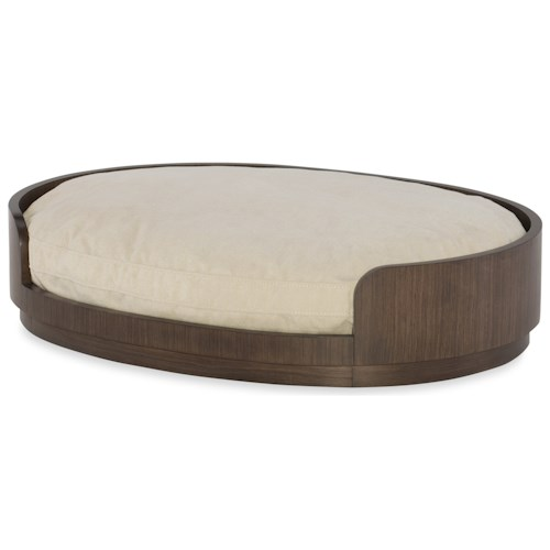 Rachael Ray Home by Legacy Classic Soho Dog Bed with Reversible Cushion