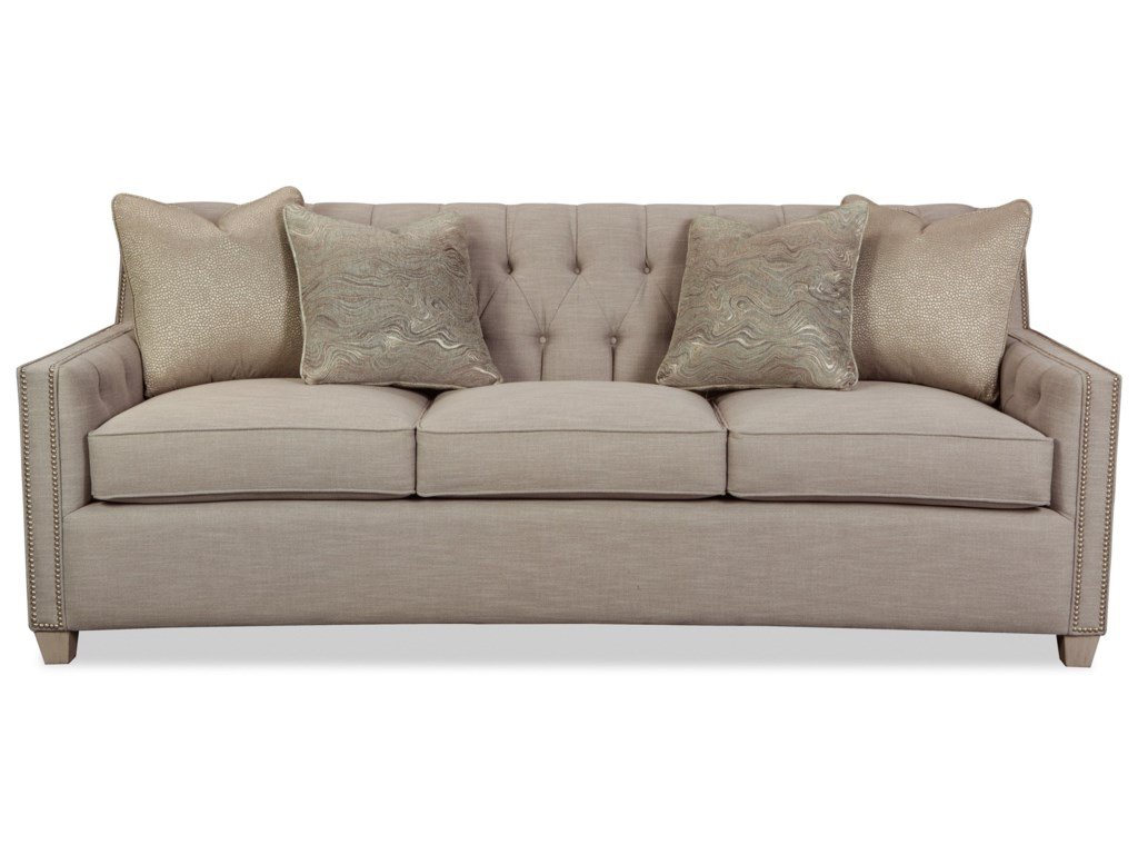 Rachael Ray Home by Craftmaster 774750 Transitional Tufted ... on