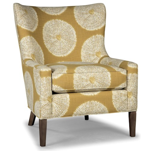 Rachael Ray Home by Craftmaster Soho Contemporary Accent Chair