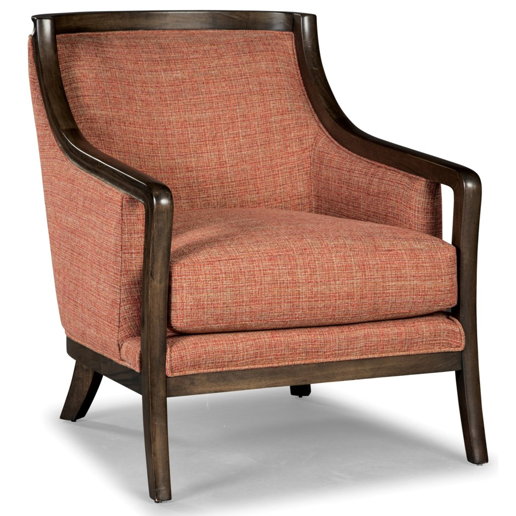 Rachael Ray Home By Craftmaster R061110 Upholstered Accent Chair