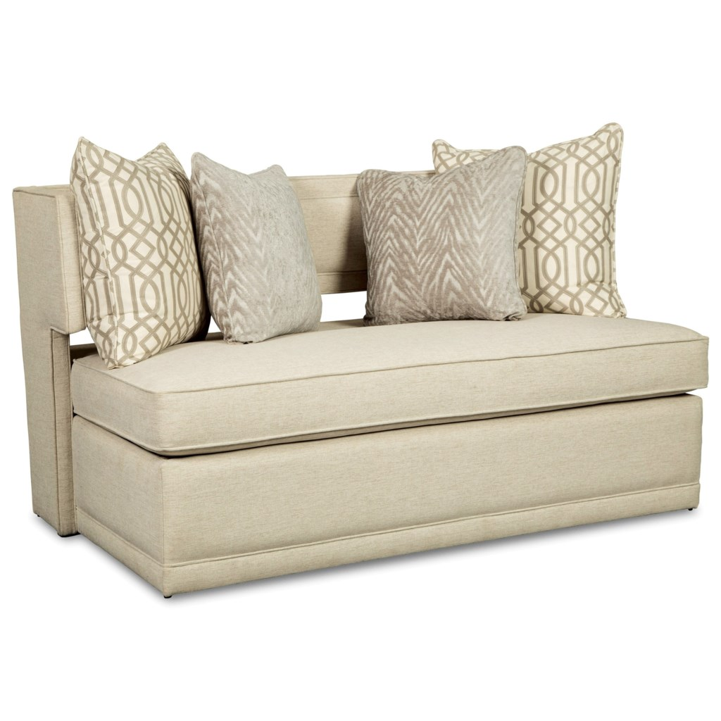 Rachael Ray Home By Craftmaster R1014 Contemporary Sleeper Bench