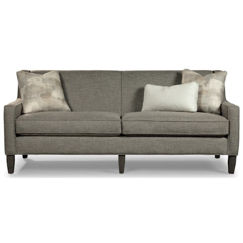 Rachael Ray Home By Craftmaster R7621 Contemporary Two Seat Sofa J J Furniture Sofas