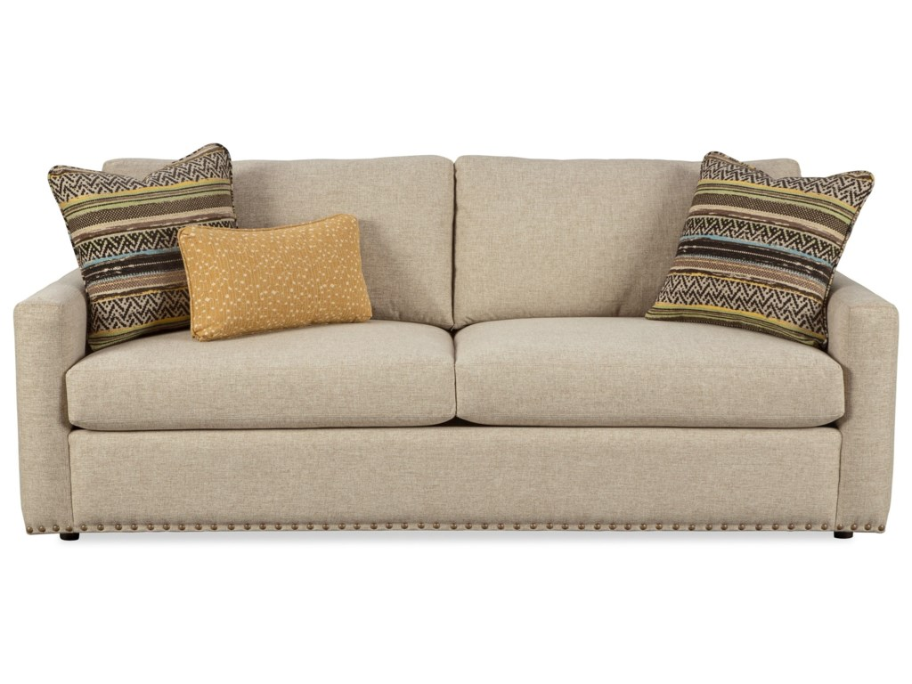 Rachael Ray Home by Craftmaster R781250Queen Sleeper Sofa