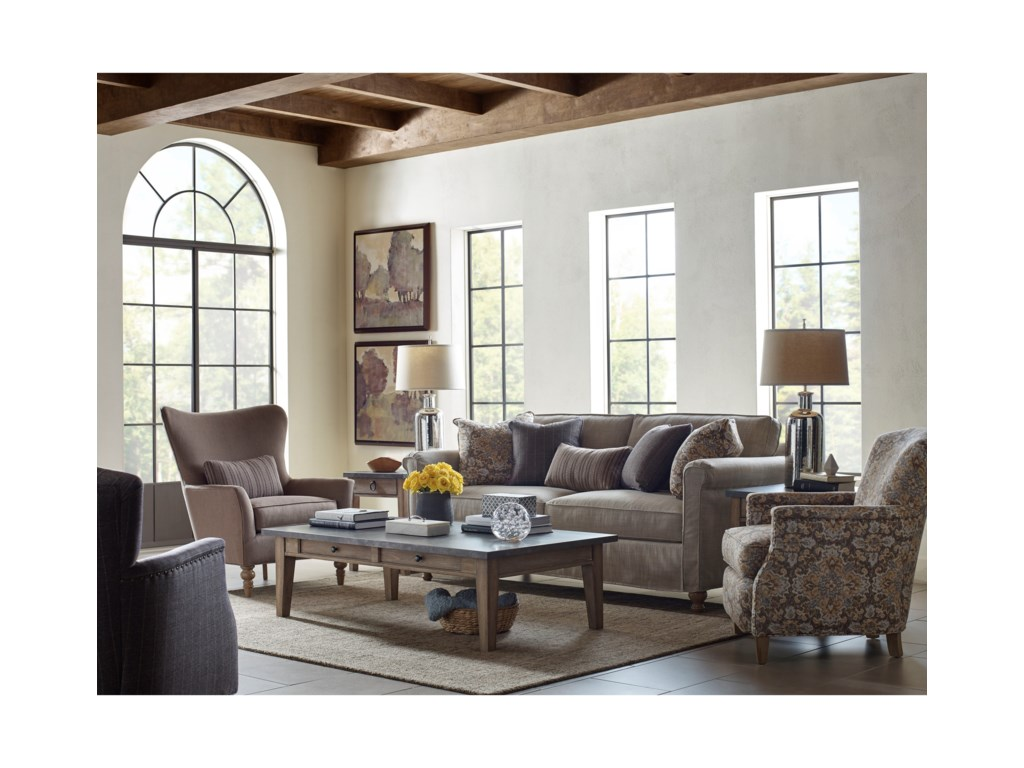 Rachael Ray Home by Craftmaster R979850Sofa