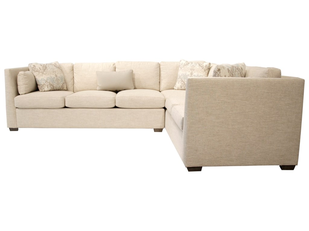 Rachael Ray Home by Craftmaster Sherry Sectional