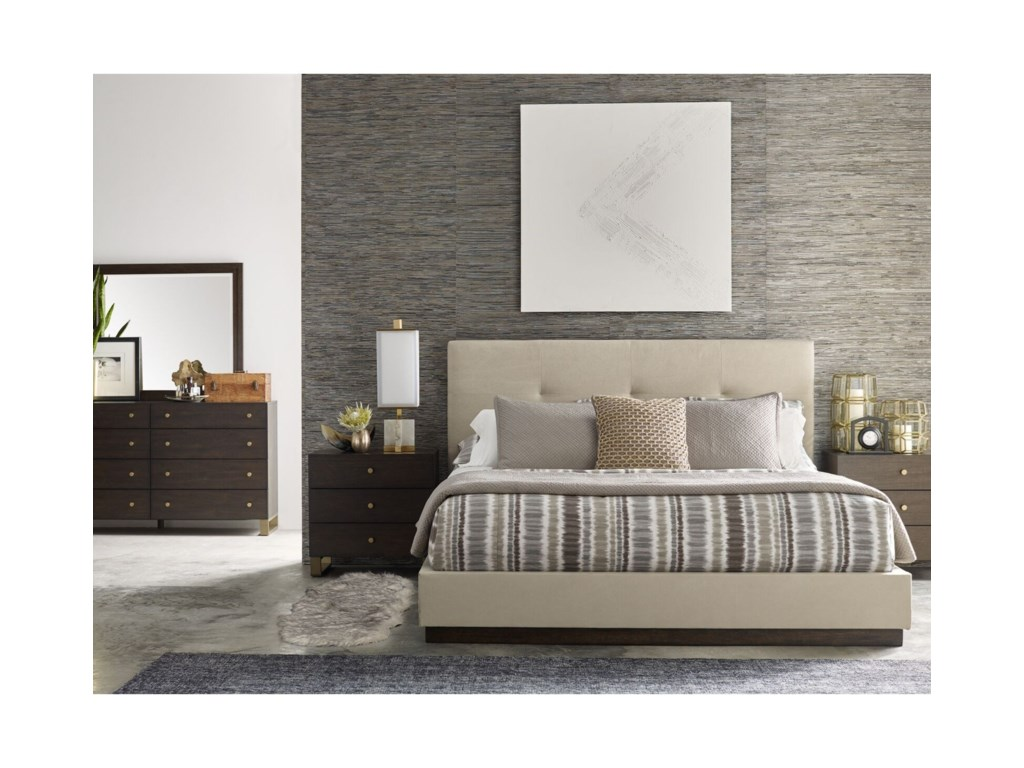 Rachael Ray Home by Legacy Classic AustinKing Bedroom Group