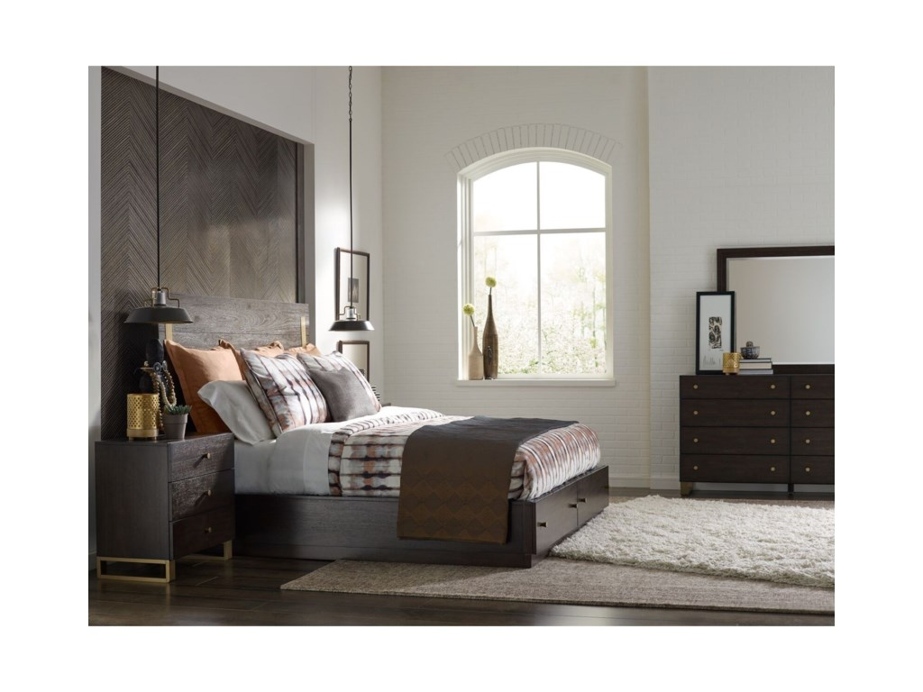 Rachael Ray Home by Legacy Classic AustinCalifornia King Bedroom Group