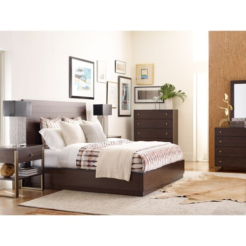 Rachael Ray Home by Legacy Classic Austin King Bedroom Group