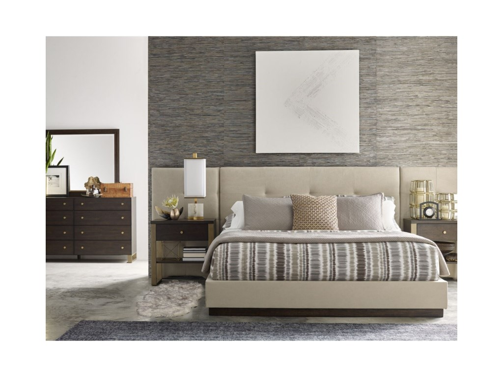 Rachael Ray Home by Legacy Classic AustinQueen Bedroom Group