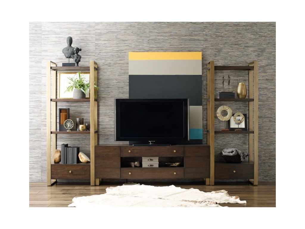 Rachael Ray Home by Legacy Classic AustinEntertainment Wall Unit