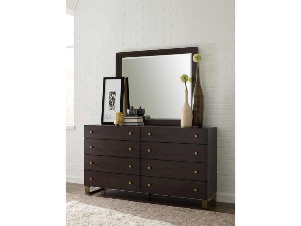 Rachael Ray Home by Legacy Classic AustinDresser and Mirror Set