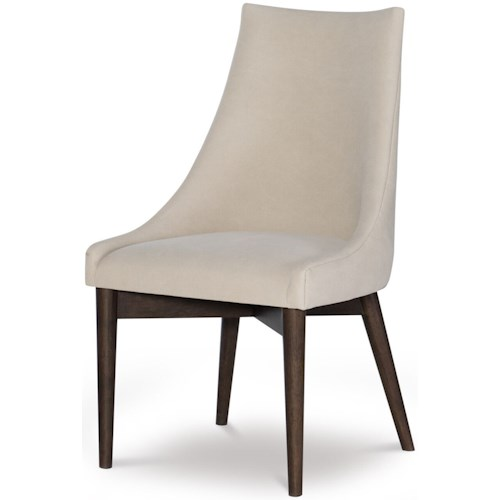 Rachael Ray Home by Legacy Classic Austin Contemporary Upholstered Sling Back Chair