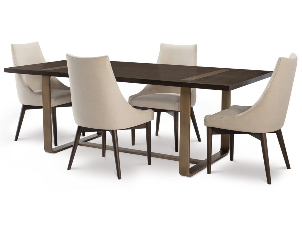 Rachael Ray Home by Legacy Classic Austin5 Piece Table and Chair Set