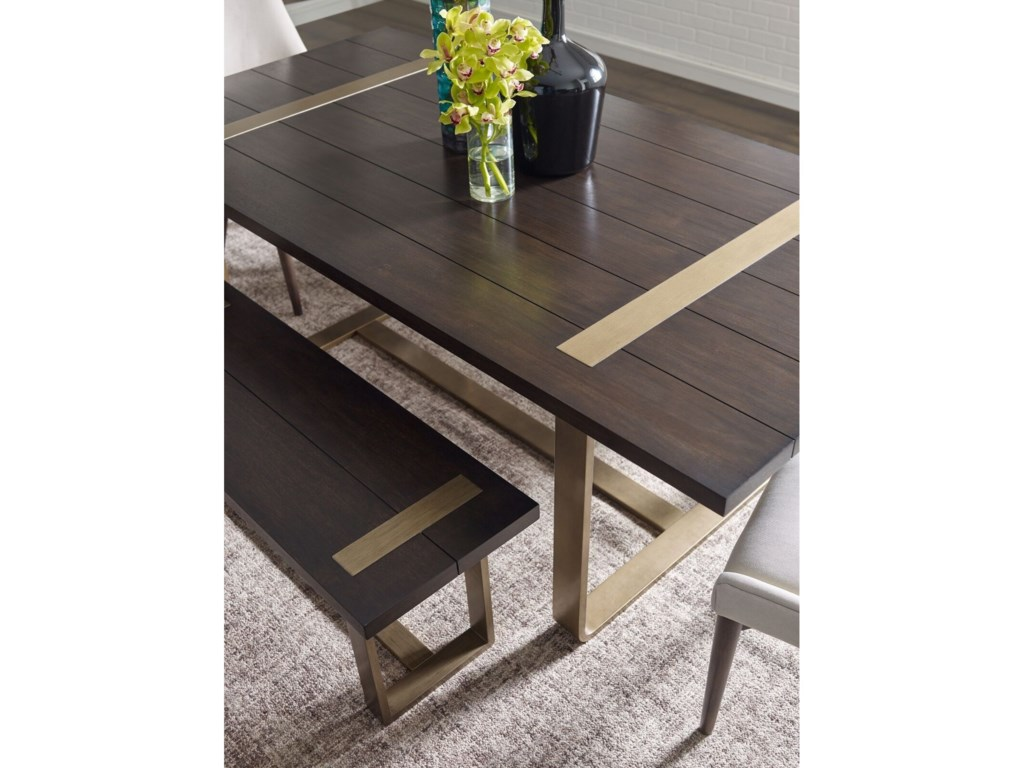 Rachael Ray Home by Legacy Classic AustinRectangular Dining Table