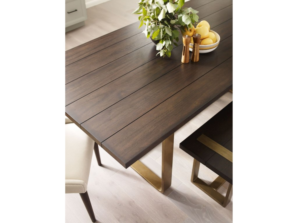 Rachael Ray Home by Legacy Classic AustinRect. Dining Table