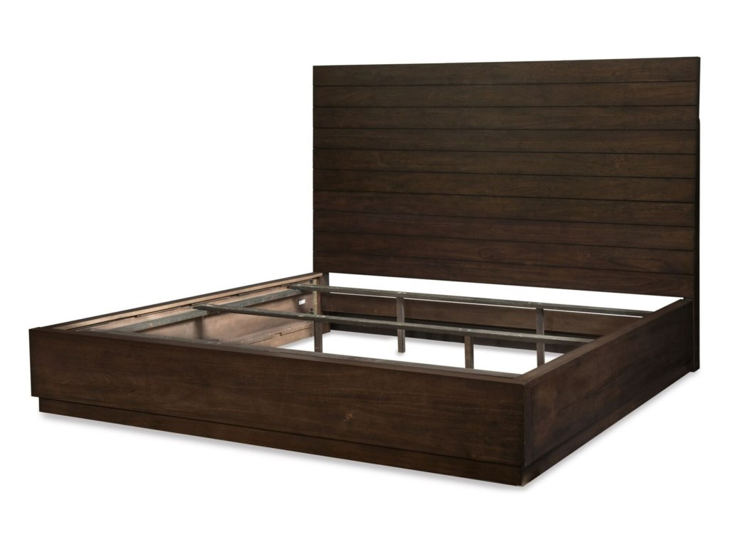 Rachael Ray Home by Legacy Classic AustinKing Panel Bed