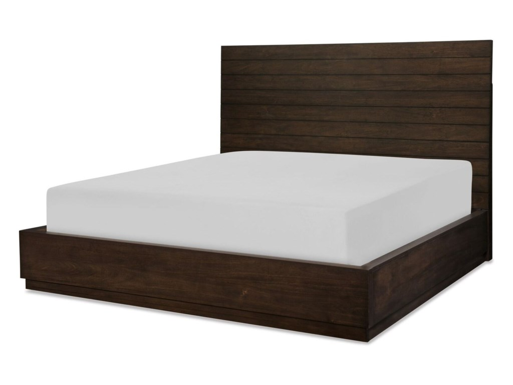 Rachael Ray Home by Legacy Classic AustinCalifornia King Panel Bed