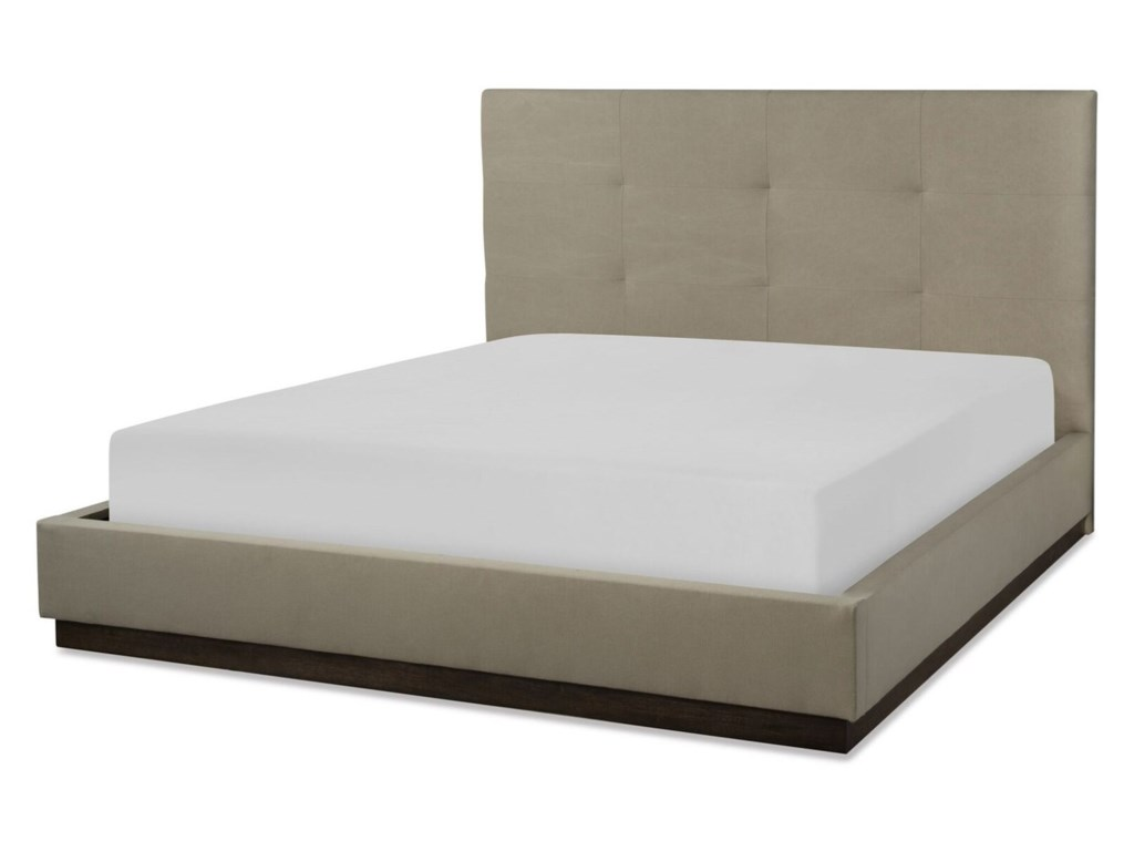 Rachael Ray Home by Legacy Classic AustinCA King Upholstered Wall Bed