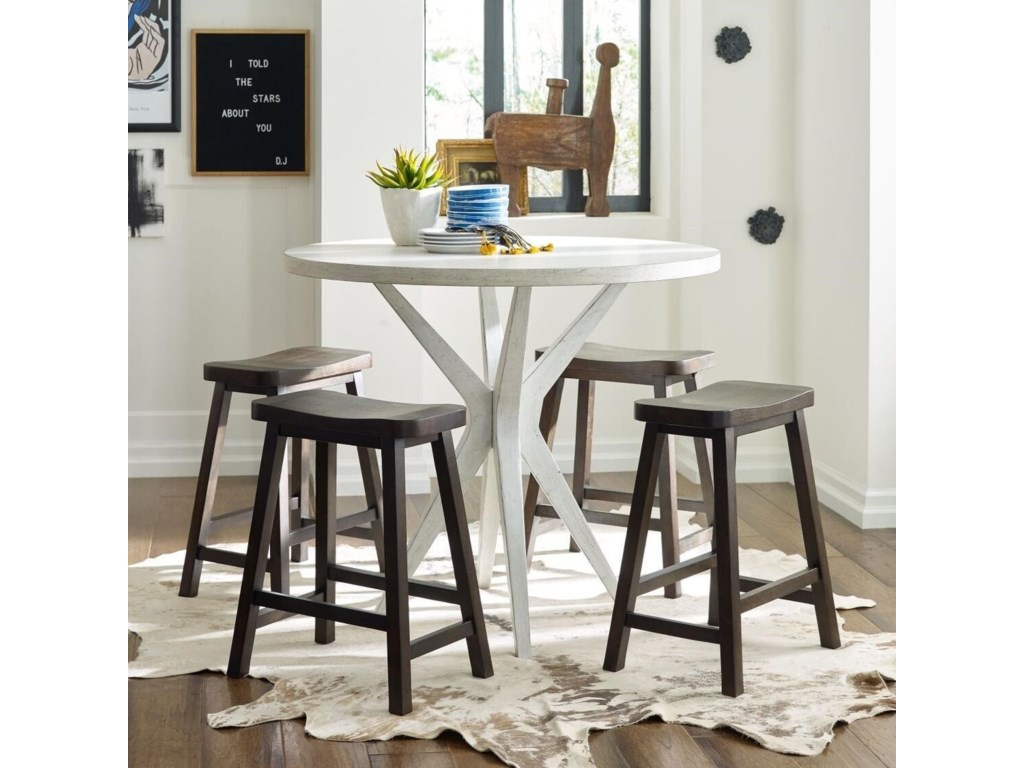Rachael Ray Home by Legacy Classic AustinPub Table and Chair Set