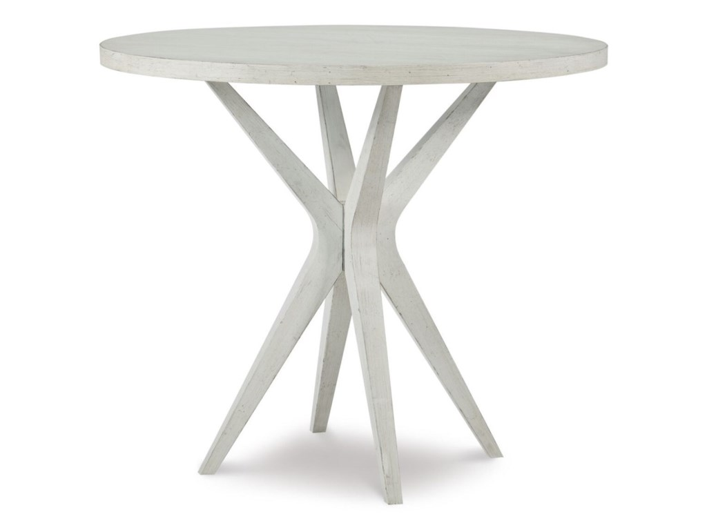 Rachael Ray Home by Legacy Classic AustinRound Counter Height Pub Table