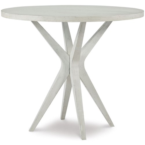 Rachael Ray Home by Legacy Classic Austin Round Pub Table