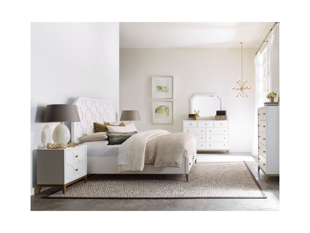Rachael Ray Home by Legacy Classic Chelsea Queen Bedroom Group