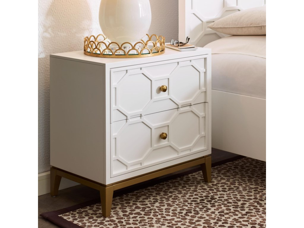 Rachael Ray Home by Legacy Classic Chelsea Nightstand