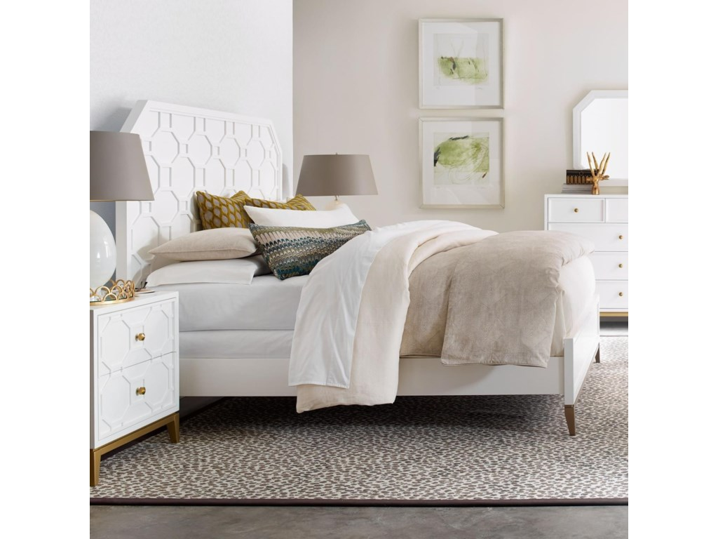 Rachael Ray Home by Legacy Classic Chelsea King Panel Bed