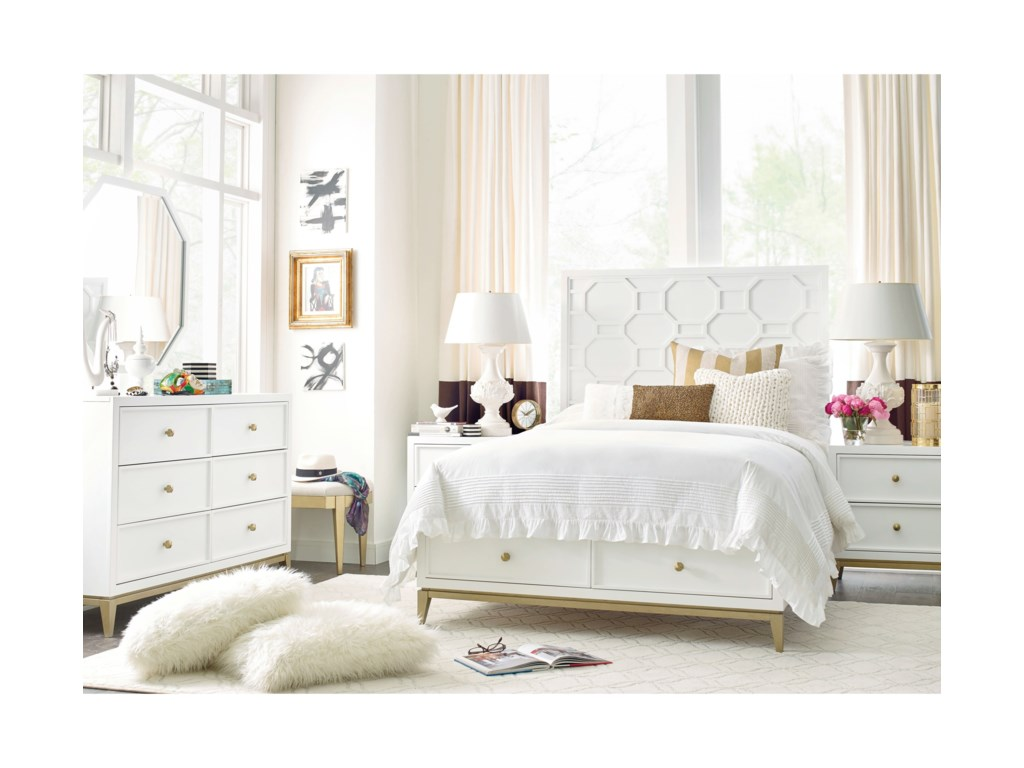 Rachael Ray Home by Legacy Classic ChelseaFull Bedroom Group