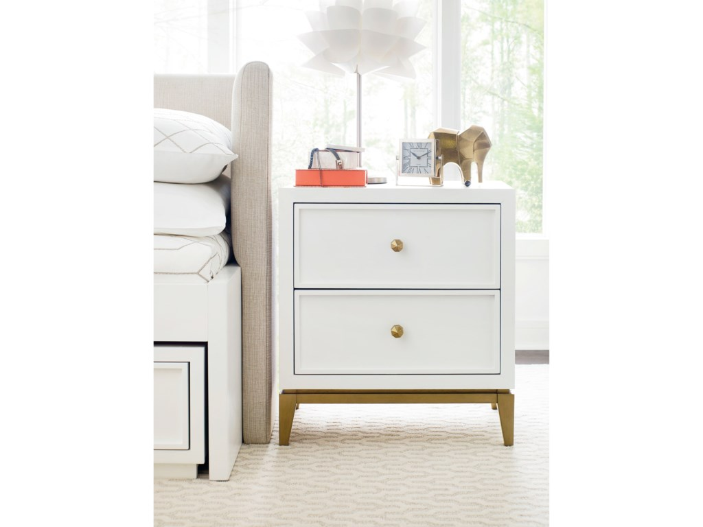 Rachael Ray Home by Legacy Classic ChelseaNight Stand