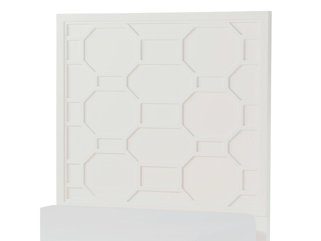 Rachael Ray Home by Legacy Classic ChelseaTwin Panel Headboard