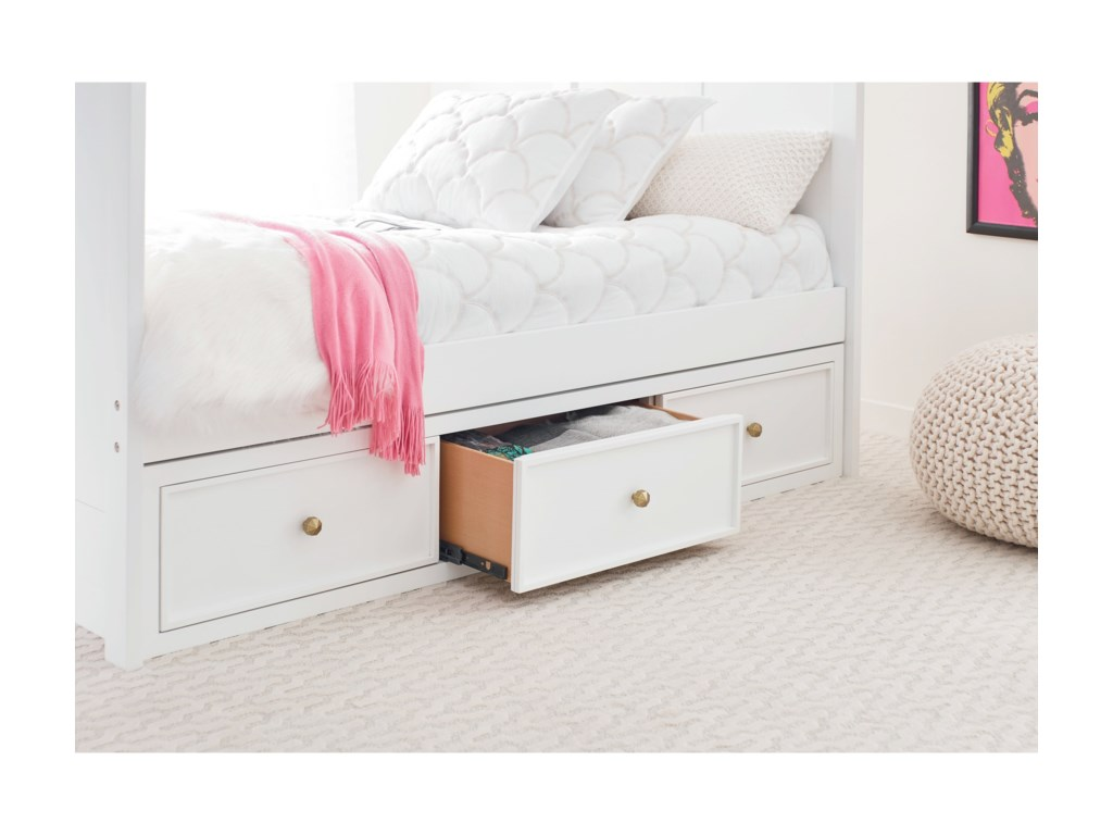 Rachael Ray Home by Legacy Classic ChelseaTwin-over-Twin Bunk Bed