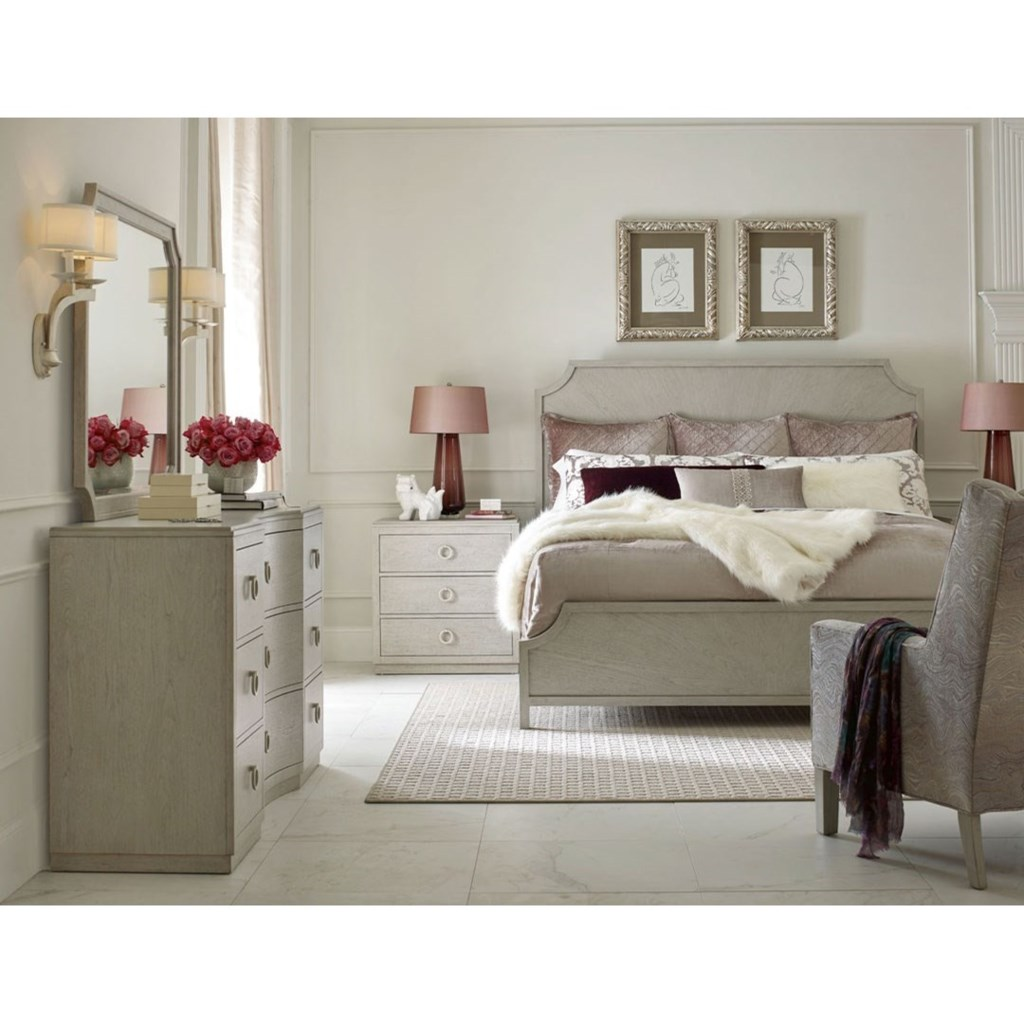 Rachael Ray Home by Legacy Classic Cinema California King Bedroom