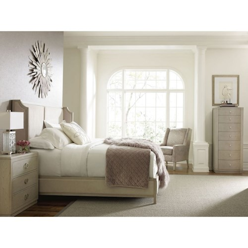 Rachael Ray Home by Legacy Classic Cinema California King Bedroom Group