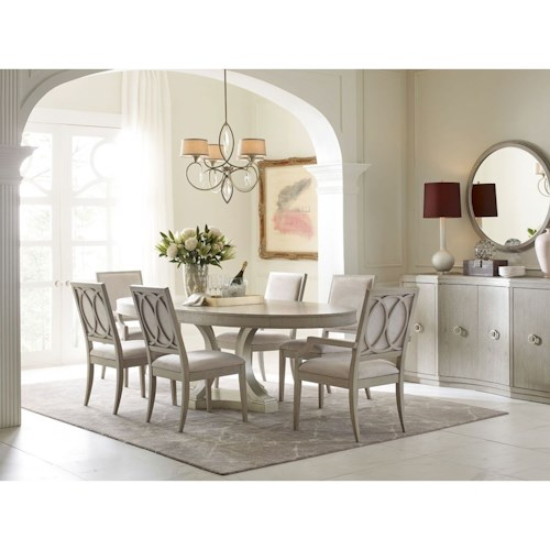 Rachael Ray Home by Legacy Classic Cinema Formal Dining Room Group