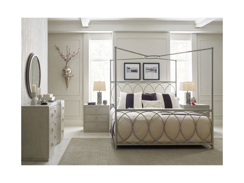 Rachael Ray Home by Legacy Classic CinemaKing Bedroom Group