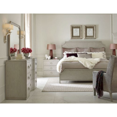 Rachael Ray Home by Legacy Classic Cinema King Bedroom Group