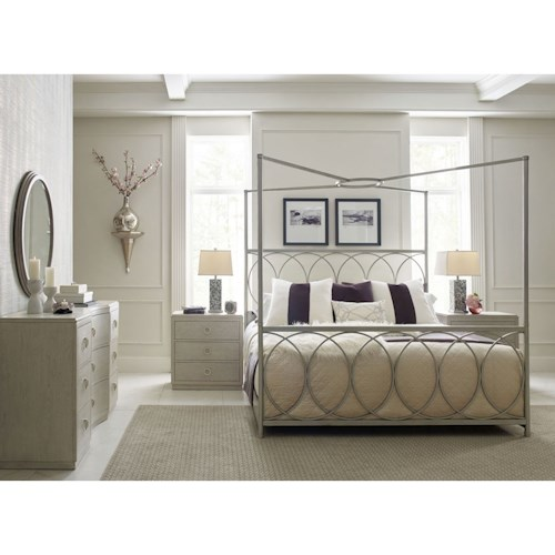 Rachael Ray Home by Legacy Classic Cinema Queen Bedroom Group