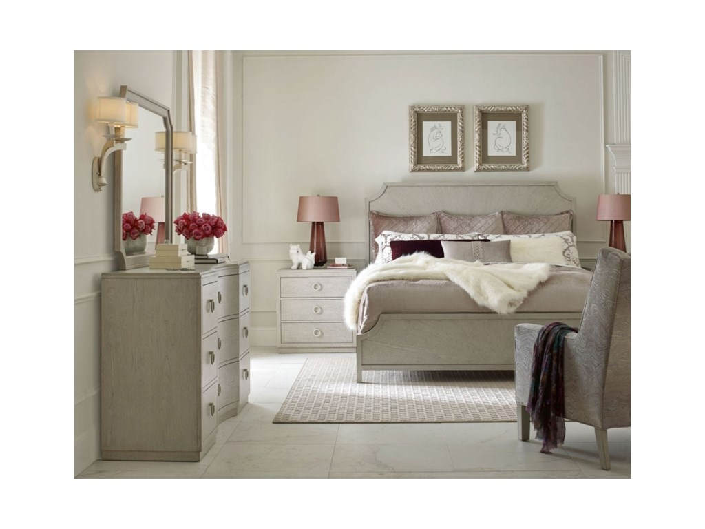 Rachael Ray Home by Legacy Classic CinemaQueen Bedroom Group