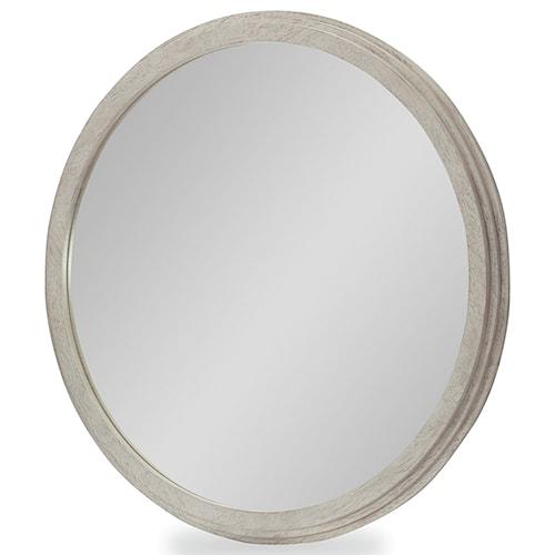Rachael Ray Home by Legacy Classic Cinema Round Mirror