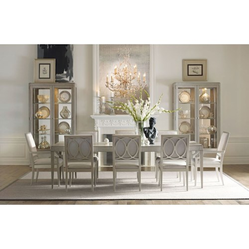 Rachael Ray Home by Legacy Classic Cinema Table and Chair Set